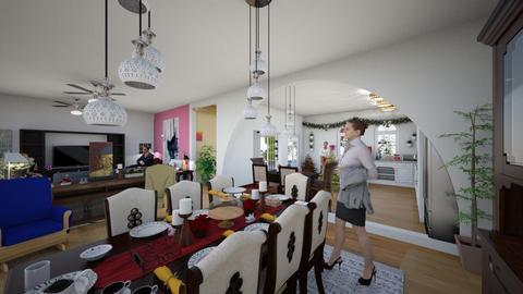 mi nueva casa - Minimal - Kitchen  - by norma araujo