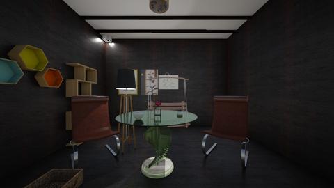 RIP CONRAN - Living room  - by noadesign