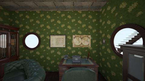 Vintage Underground Offic - Vintage - Office  - by PeculiarLeah