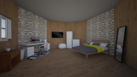 5 - Bedroom - by iona durbin