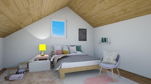 Cozy - Bedroom  - by Twicespecial523