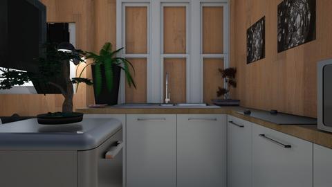 nuevo aparta cocina 1 - Kitchen - by haze25