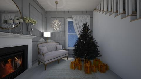 Christmas  - Living room  - by Two Kittens