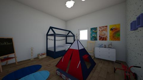 kidsroom - by niliabo