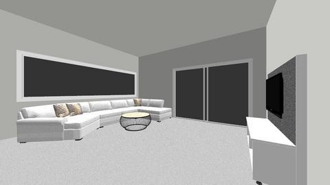 Ainoa Torres - Minimal - Living room - by Ainoatorress
