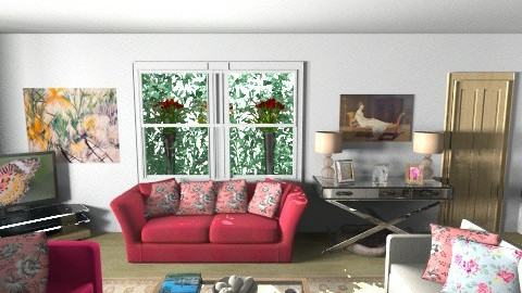 Talbot road 3 - Global - Living room - by cleyenne