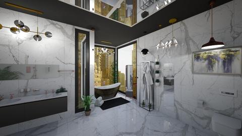 lux bath - Bathroom - by Robert_Roisgard