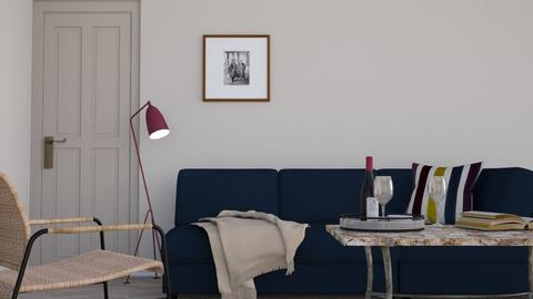 Time for a drink - Minimal - Living room  - by HenkRetro1960