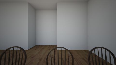 Salon i kuchnia - Living room  - by Dlaczegotak