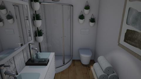 Bathroom - Modern - Bathroom  - by seeeeeesiiiiiiii