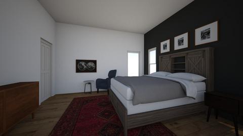 idea 1 - Bedroom - by KateFriedlein