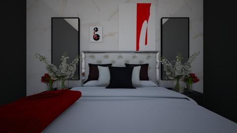 blody mary - Bedroom  - by makkic