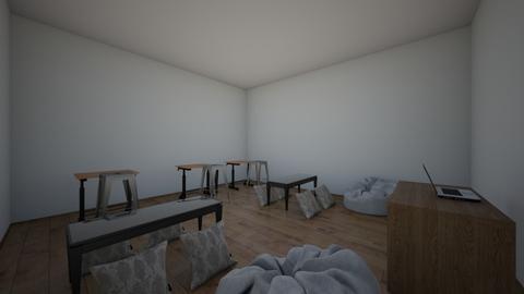 classroom - by caitlynchapman