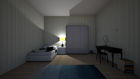Dot - Modern - Bedroom  - by IdkIdcwhatsoever