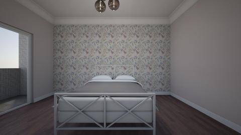 Nosso ap - Living room - by Hermelinda161121