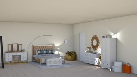 ART - Bedroom  - by laura cunaku