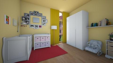 Dozsa - Minimal - Kids room  - by Ritus13
