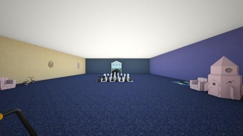 oyun oyun oyun - Classic - Kids room - by silantaban
