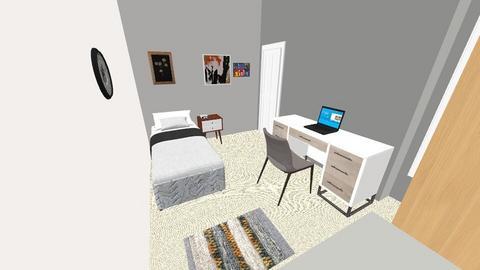 daffa zain maulana - Minimal - Bedroom  - by daffazain