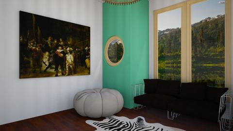 Draft2 - Modern - Living room  - by 2008665