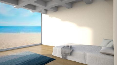 Beach bedroom - Bedroom  - by BTS Humor