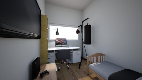 Habitacio per reformar - Bedroom  - by juliabranchat