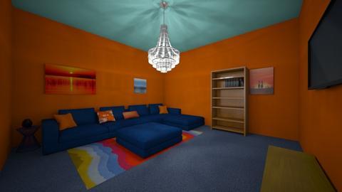 living room - Living room  - by Johanna Geary