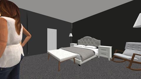 Bedroom 1 - Bedroom - by Zara Wallace