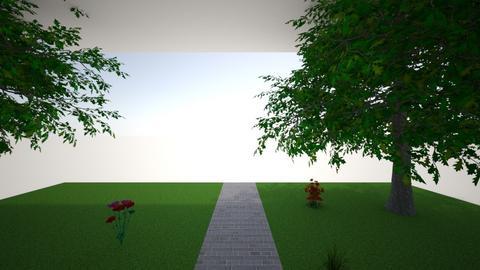 We we - Garden  - by 454463