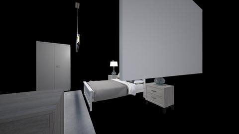 maria - Minimal - Bedroom  - by maria lorenzo o numero 04147873063
