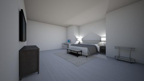 master bedroom - Modern - Bedroom  - by pogaaliyah