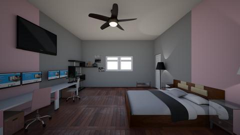 loml - Bedroom  - by evan_clarke