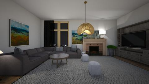 play time - Modern - Living room  - by hicran yeniay