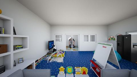 nursery - Country - Kids room  - by ROZ_88