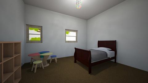 BAPME2 interior design - Kids room  - by 19402426