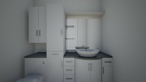 klodin wylf - Glamour - Bathroom  - by klodin woolw