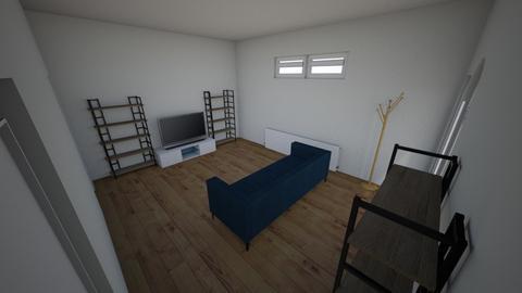 Wohnzimmer1 - Modern - Living room  - by ntegtme