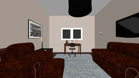 My New House Office - Classic - Office  - by love Tully love