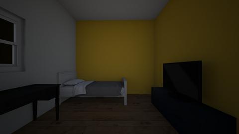 Hubert - Bedroom  - by Hubekkk