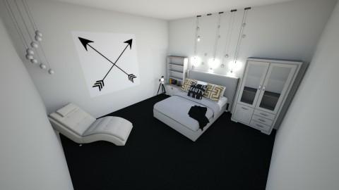 Arrows - Bedroom  - by jkunselman