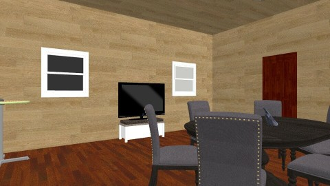 Dining room - Living room - by blake24856