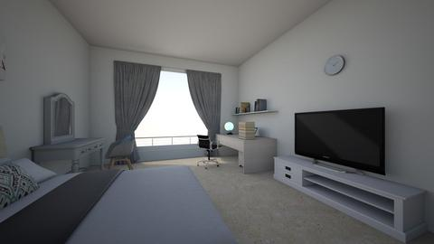 Dadmom - Modern - Bedroom  - by Lethuha