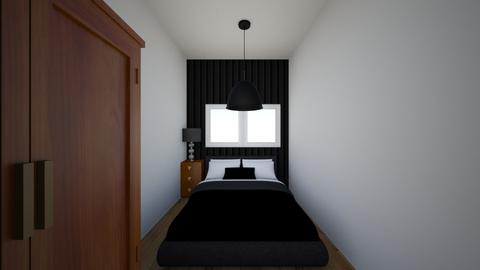 bilik kita 1 - Modern - Bedroom  - by pete_amir