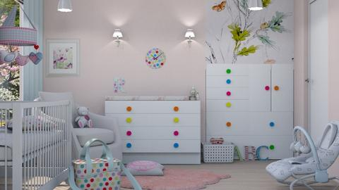 M_P N - Kids room  - by milyca8