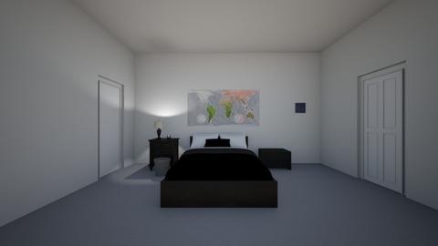Underground Bedroom - Bedroom  - by WestVirginiaRebel