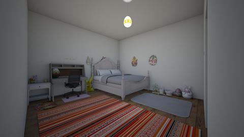 maria - Kids room  - by 10kozdim