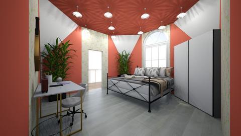 Blumenisch - Bedroom  - by Oryginal_nickname