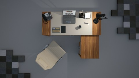 The OFFICE - Office  - by meggle