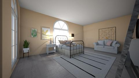 teen room - Bedroom - by kaleighsksk