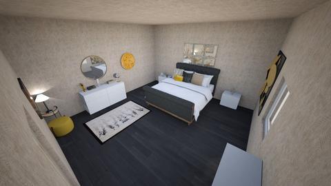 Bedroom design - Bedroom  - by Nesya tal